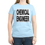 Chemical Engineer (Front) Women's Pink T-Shirt