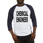 Chemical Engineer (Front) Baseball Jersey