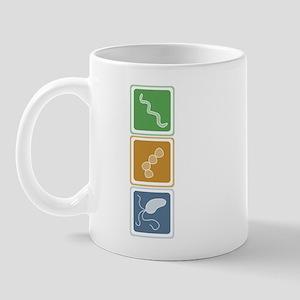 Beautiful Bacteria Mug