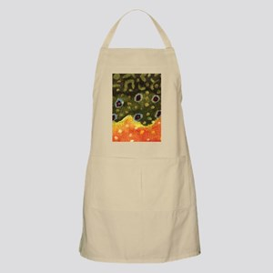 Trout Fly Fishing Apron