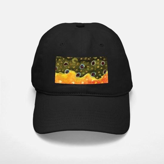 Trout Fly Fishing Baseball Hat
