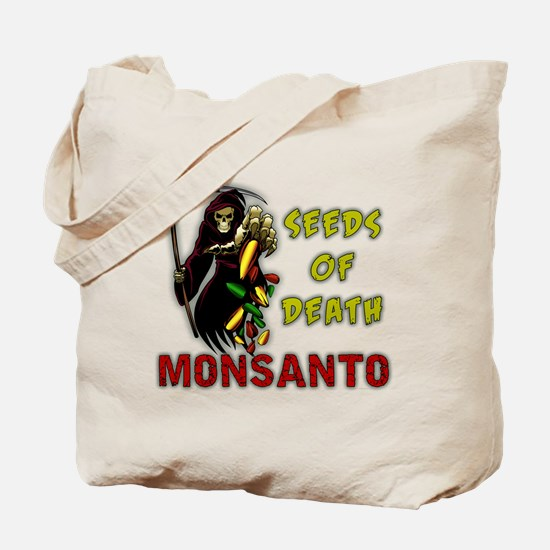 Seeds of Death Tote Bag