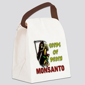 Seeds of Death Canvas Lunch Bag
