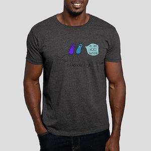 Poo Bacteria Dark T-Shirt