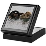 California Sea Otter Keepsake Box