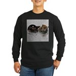 California Sea Otter Long Sleeve T-Shirt