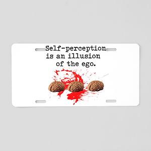 Freud Psychology Aluminum License Plate
