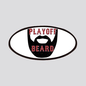 Boston Playoff beard Patches