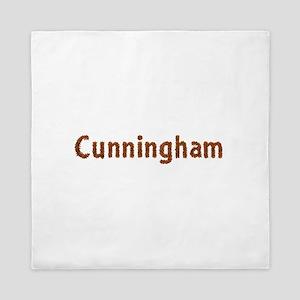Cunningham Fall Leaves Queen Duvet