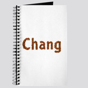 Chang Fall Leaves Journal