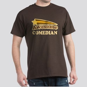Awesome Comedian Dark T-Shirt