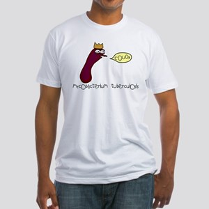Tuberculosis Fitted T-Shirt