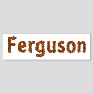 Ferguson Fall Leaves Bumper Sticker