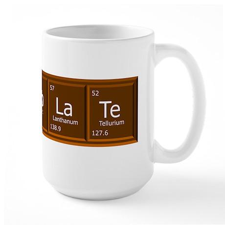 Chocolate Large Mug