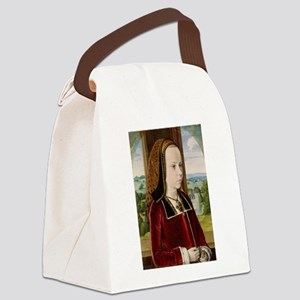 Queen of France Margaret of Austria Canvas Lunch B