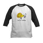 Leo in Training Kids Baseball Jersey