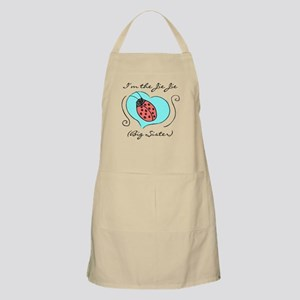 I'm the Jie Jie BBQ Apron