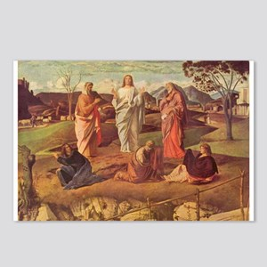 Transfiguration of Christ Postcards (Package of 8)