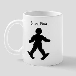 Snow Plow - Mug