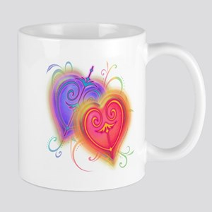 Hearts of Fire Mug