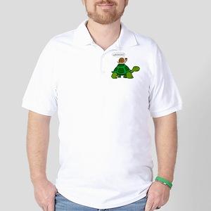 Snail & Turtle Golf Shirt