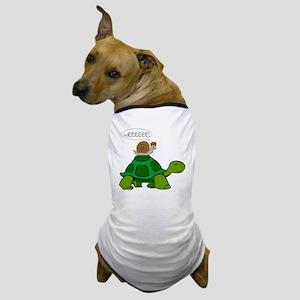 Snail & Turtle Dog T-Shirt
