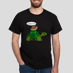 Snail & Turtle Dark T-Shirt