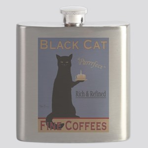 Black Cat Coffee Flask