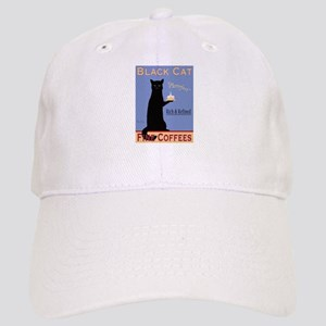 Black Cat Coffee Cap