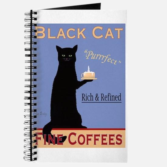 Black Cat Coffee Journal