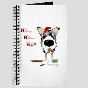 Smooth Collie Santa Journal