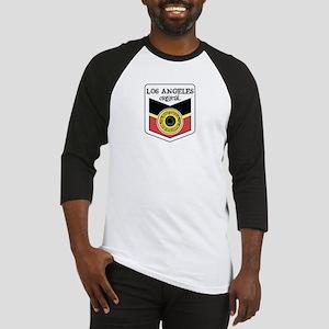 Los Angeles Skateboard Baseball Jersey