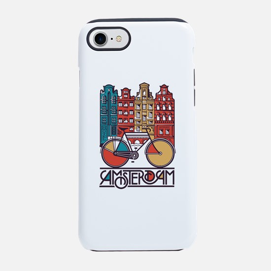 Amsterdam iPhone 7 Tough Case
