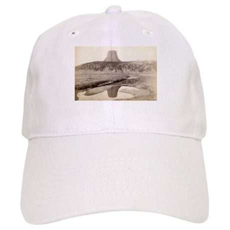 Devil's Tower 2 - John Grabill - 1890 Baseball Cap