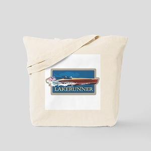 Lakerunner Wooden Boat Tote Bag