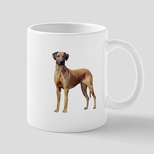 Rhodesian Ridgeback (stand) 11 oz Ceramic Mug