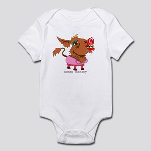 Swamp Donkey Infant Bodysuit