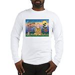 Buddha 1 - Inner Peace Long Sleeve T-Shirt