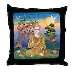 Buddha 1 - Inner Peace Throw Pillow