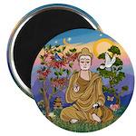 Buddha 1 - Inner Peace Magnet