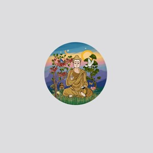 Buddha 1 - Inner Peace Mini Button