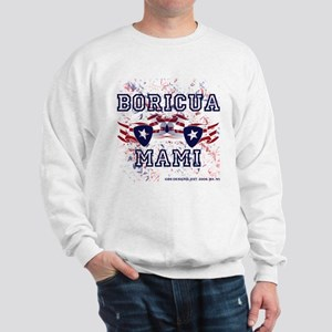 Boricua Mami Sweatshirt