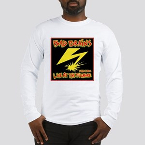 Bad Brains Live at the Fillmor Long Sleeve T-Shirt