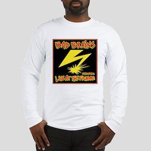 Bad Brains Live at the Fillmor Long Sleeve T-Shirt