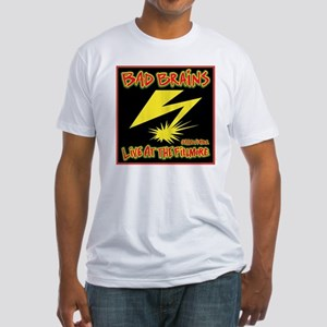 Bad Brains Live at the Fillmore Alb Fitted T-Shirt