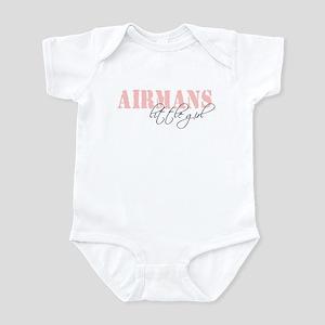 AIRMANS LITTLE GIRL Infant Bodysuit