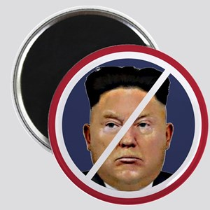 Trump Jung Un Magnets