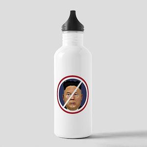 Trump Jung Un Stainless Water Bottle 1.0l