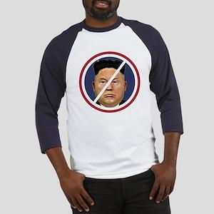 Trump Jung Un Baseball Jersey