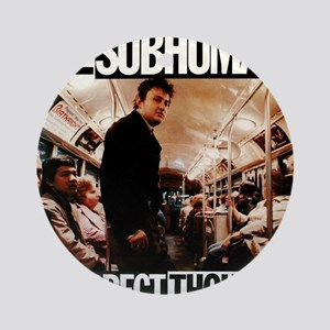 The SubHumans - Incorrect Thoughts  Round Ornament